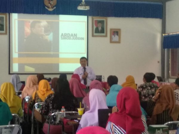 Workshop Guru Non ASN SMP Kota Semarang