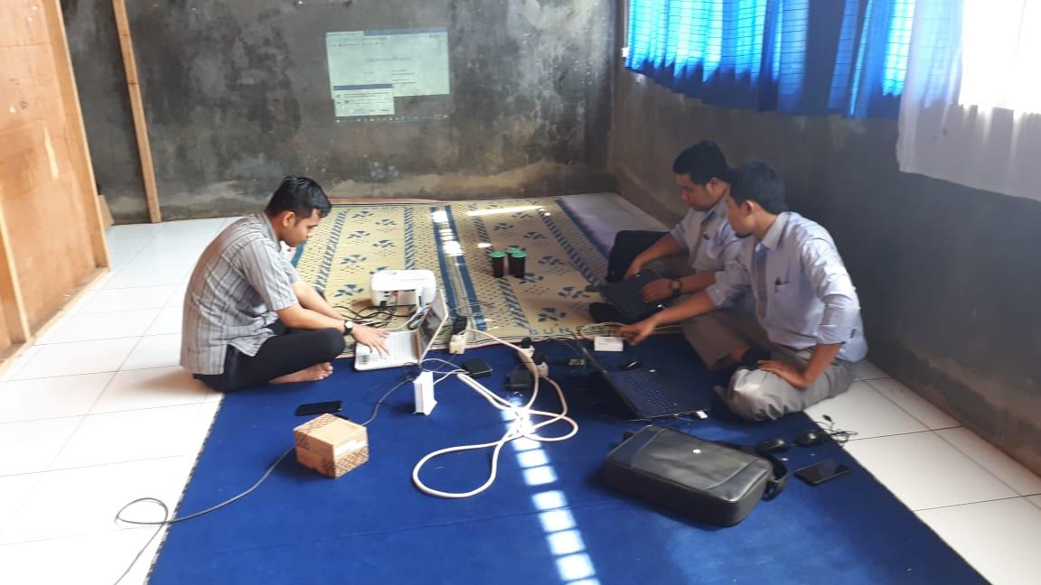 Studi Tiru SMK Kesehatan Darussalam Kabupaten Semarang