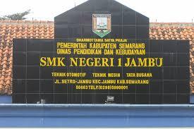 Narasumber IHT SMKN 1 Jambu