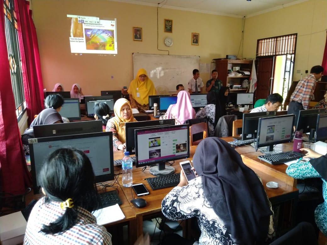 Pelatihan Guru BK SMP