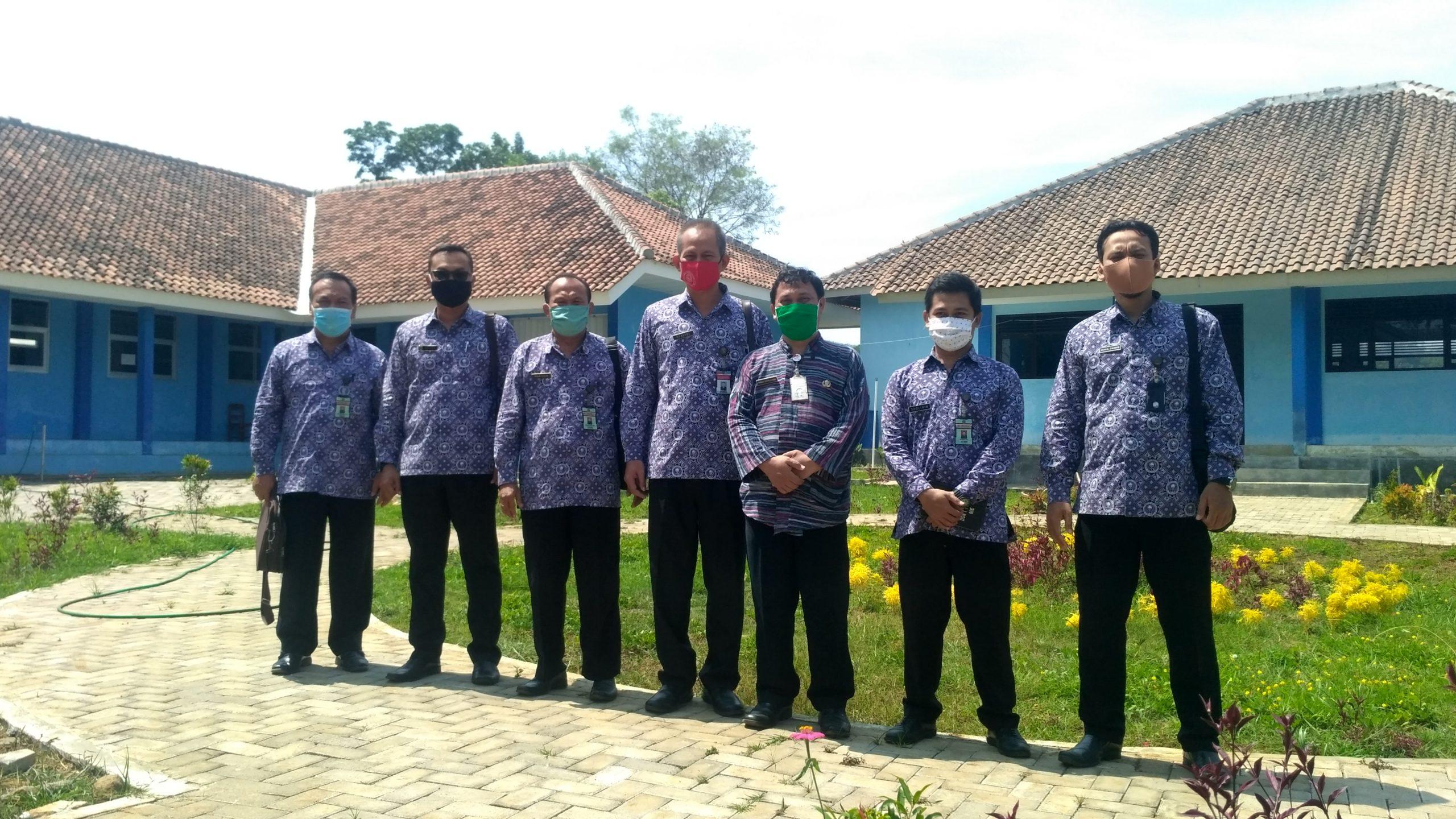Studi tiru SMA Kesatrian 2 Semarang