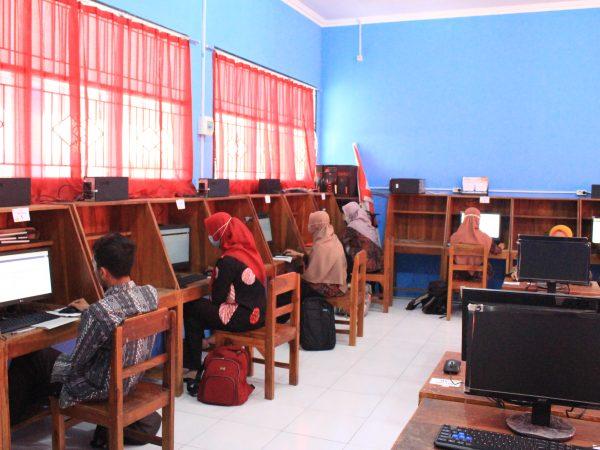 SMKN 1 Tuntang Gelar Tryout ASN PPPK GTT SMP Gelombang 2