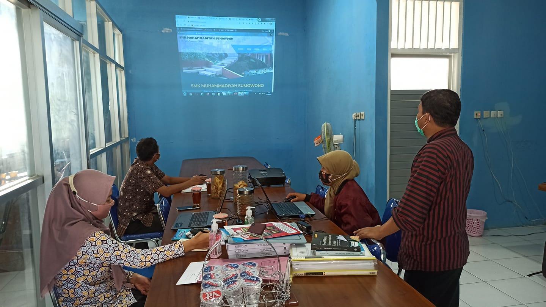 Kerjasama dengan SMK Muhammadiyah Sumowono