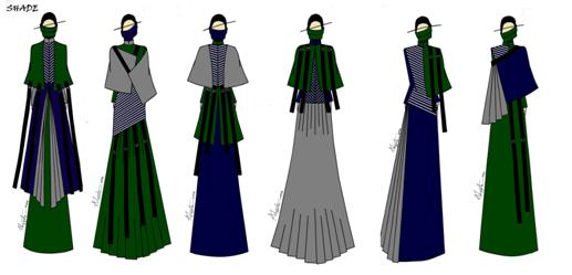 Kombinasi Warna Pakaian untuk Lebaran Agar Lebih 'Eye Catching'