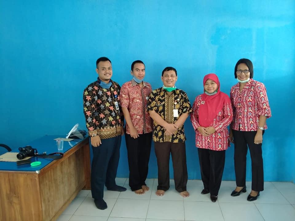 Siapkan PJJ SMK Yayasan Pharmasi Semarang Belajar di SMKN 1 Tuntang