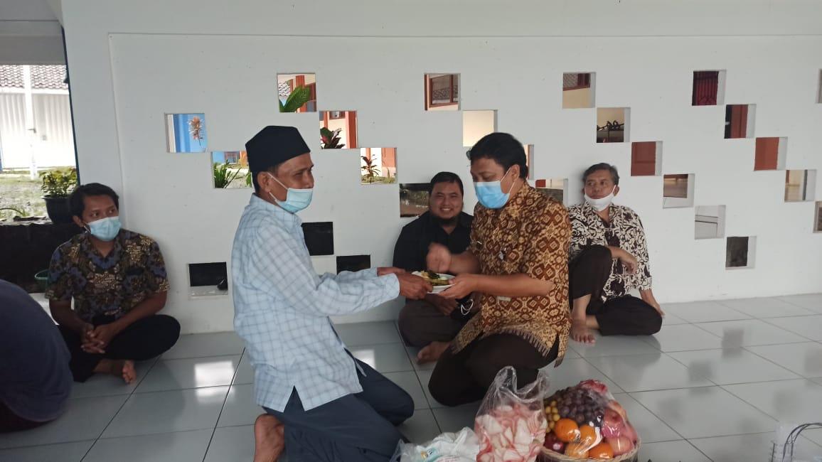 Ingin Terapkan di Sekolah, MTs Nurul Huda Belajar PJJ ke SMKN 1 Tuntang