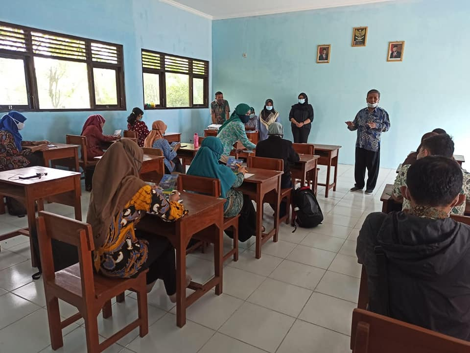 SMK Islam Sudirman Ungaran, Sosialisasi PPDB di SMKN 1 Tuntang