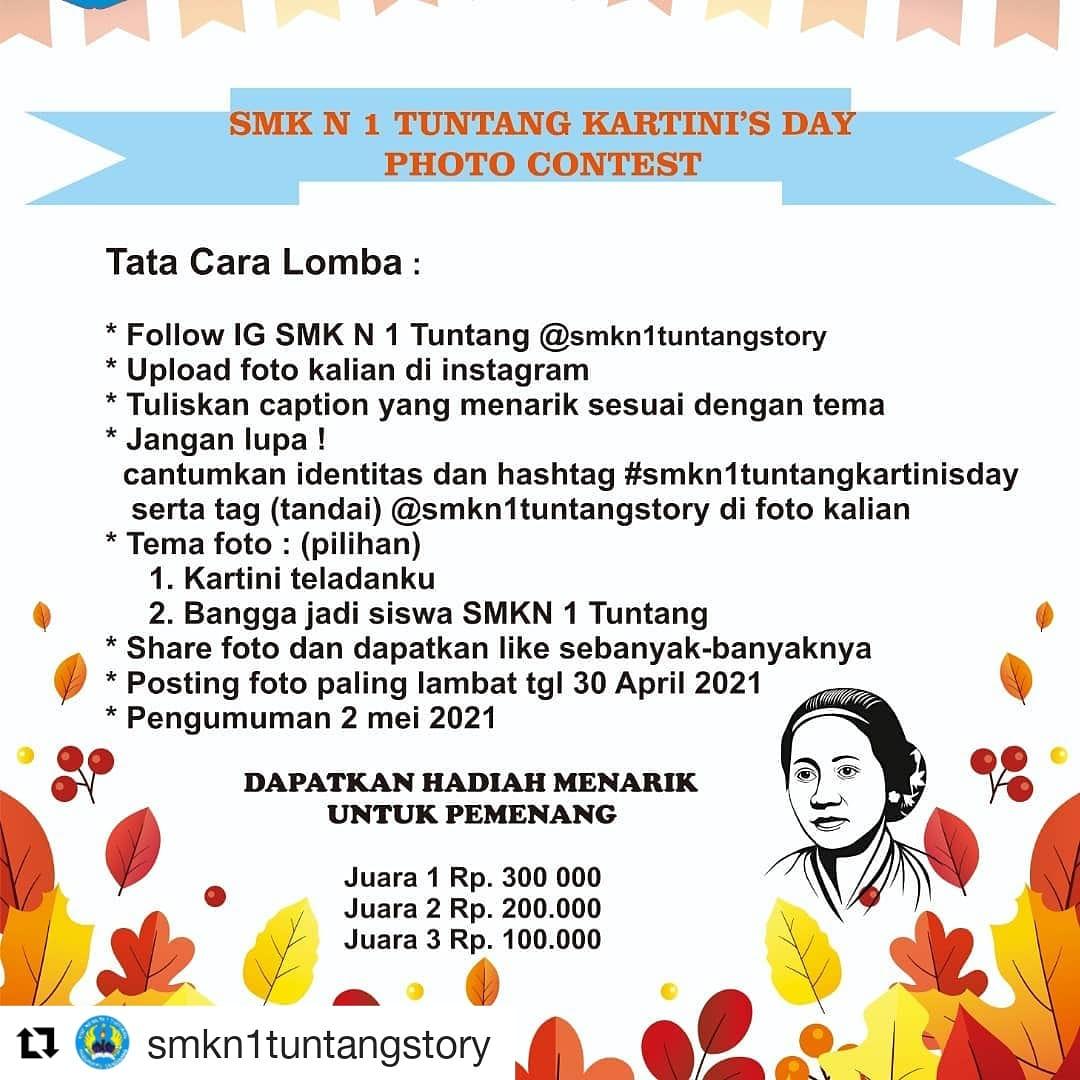 Peringati Hari Kartini, SMKN 1 Tuntang Adakan Lomba Foto