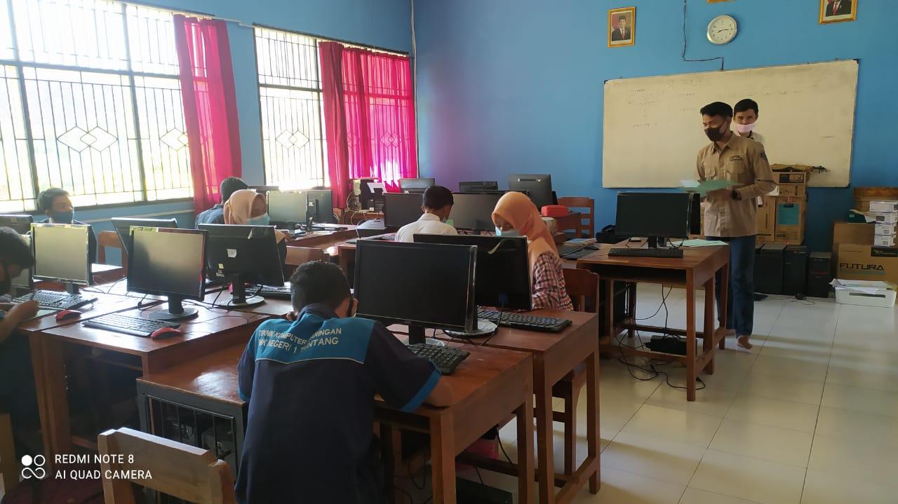 SMKN 1 Tuntang, TUK Sertifikasi Kompetensi Bidang TIK