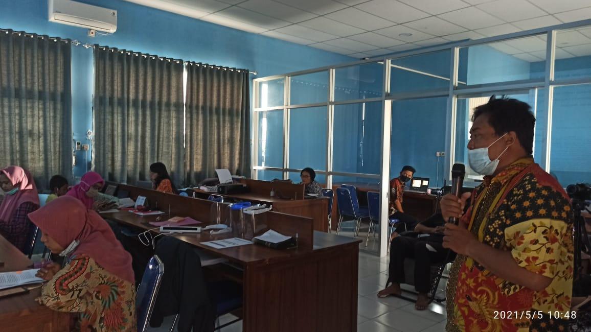 Belajar HOTS dalam FIM SMKN 1 Tuntang