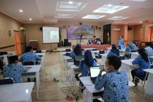 SMKN 1 Tuntang Dampingi GTT SMKN 6 Belajar Hadapi Tes PPPK