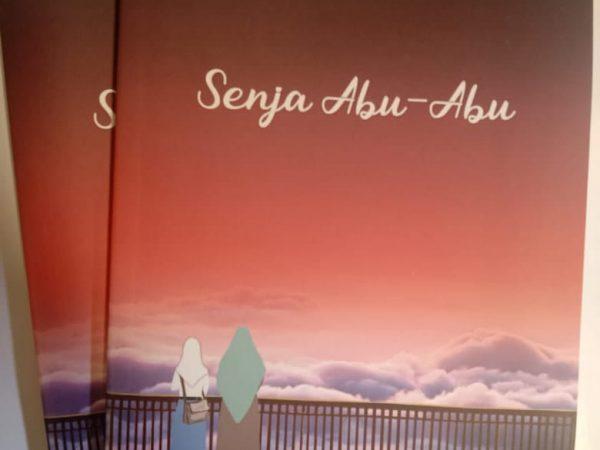 Novel Senja Abu-abu Seri 3